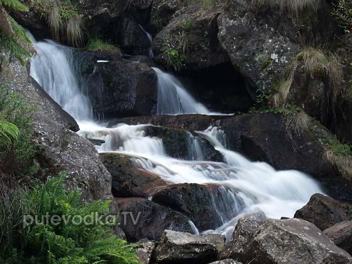 Водопад Святая Колумбия