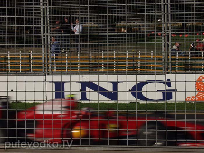 Мельбурнский этап Формулы 1