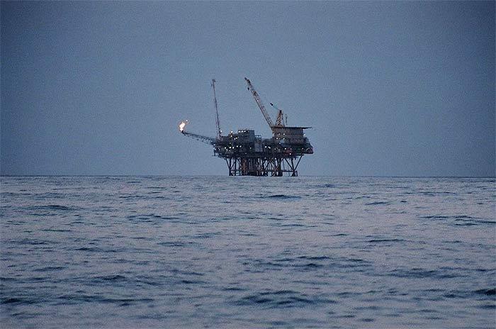 Нефть Бассова пролива
