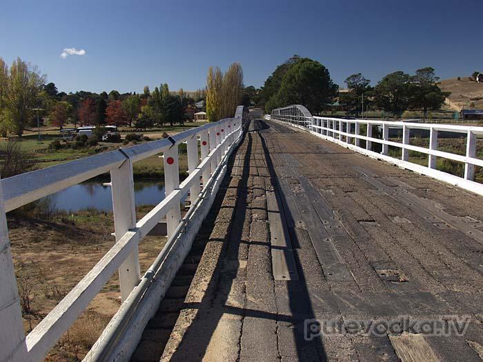 Австралийские мосты— как в какой-нибудь богом заброшенной Пырловке