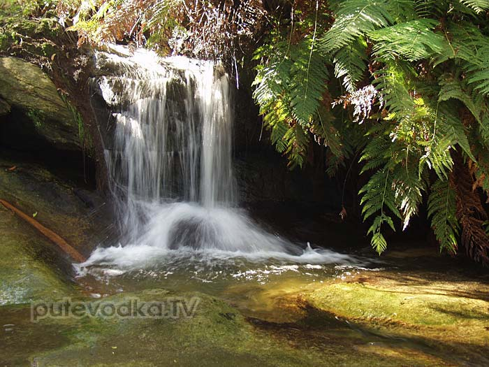 Водопады Голубых гор