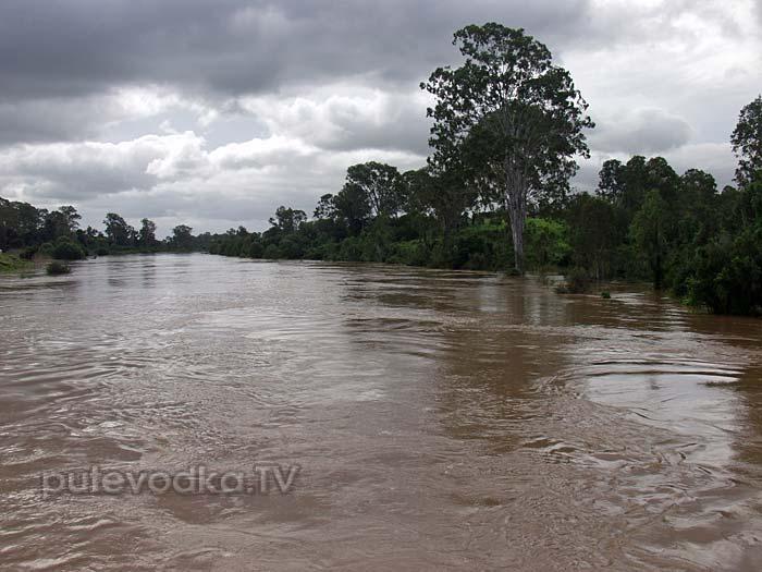 Разлив на реке Мэри