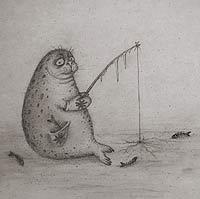 Рыбалка. Осколок Мироздания (с)