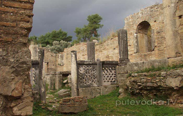 Античная «дранка»— мастерская Фидия