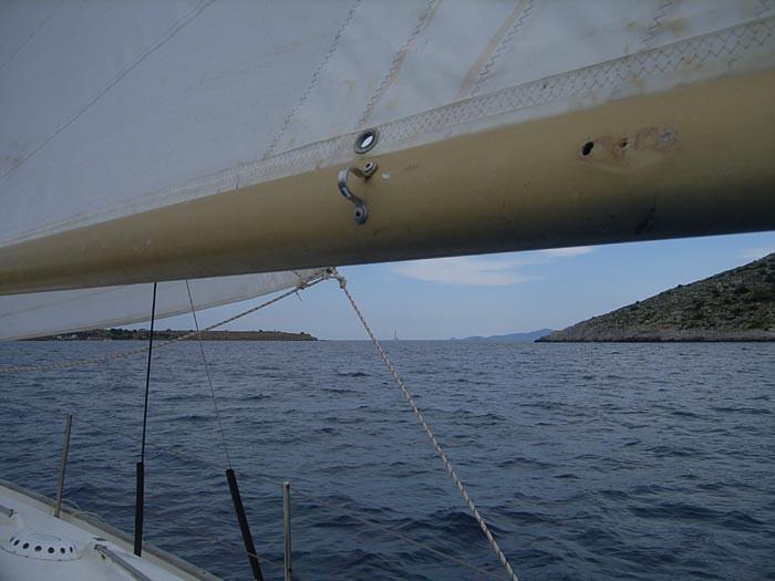 Снова— в море