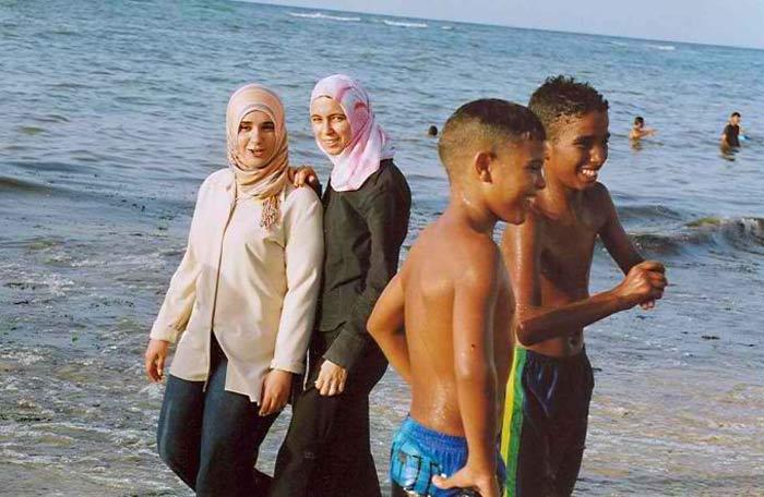 Ливия. Последние мирные годы