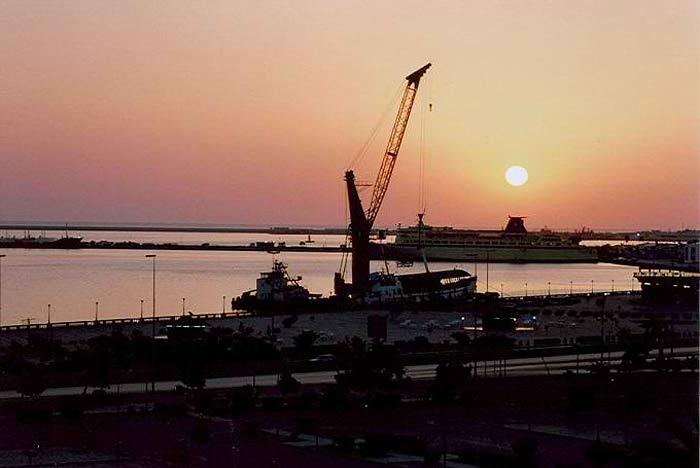 Ливия. Последние мирные годы.