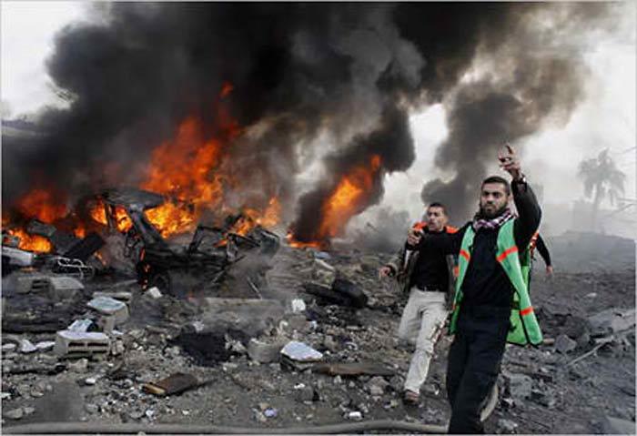 НАТО уничтожает независимую Ливию