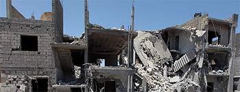 Бомбардировки зондеркоманд НАТО