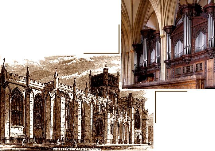 Бристольский Кафедральный собор Святой Троицы