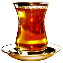 Турецкий чай из бардака