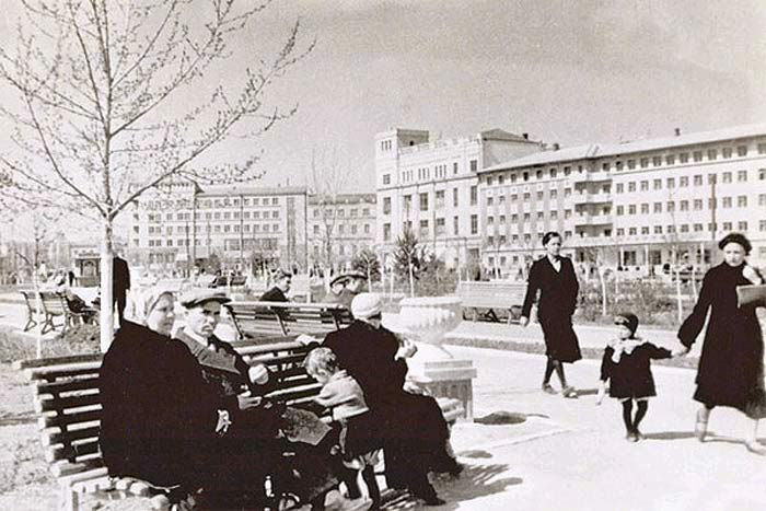 Сталинград до немецко-фашистской беды