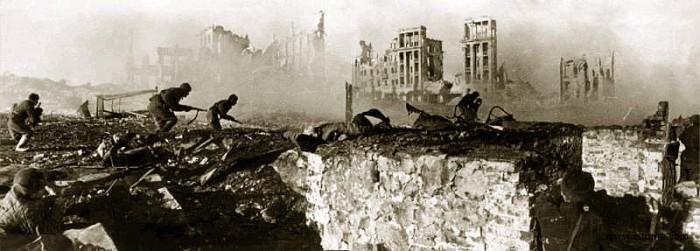 Бои за Сталинград