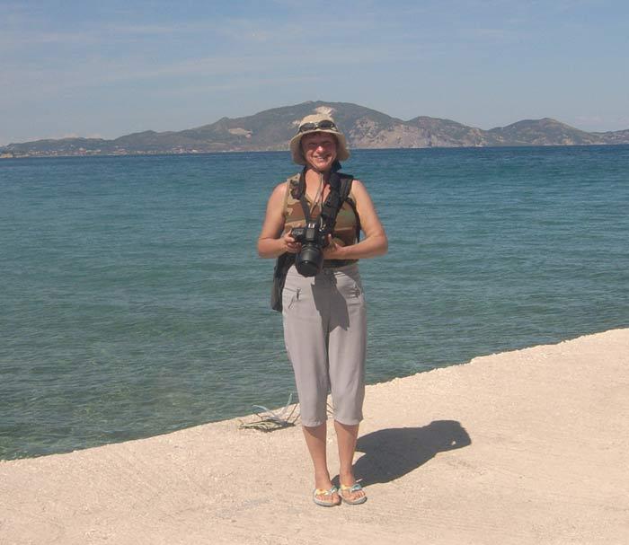 Греция. Ионическое море. Остров Закинтос (Zakynthos). Ната Путеводка.