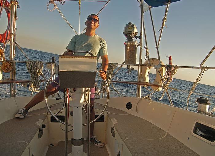 Яхта ПЕПЕЛАЦ. Ионическое море. Парус. Строфады— Пелопоннес.