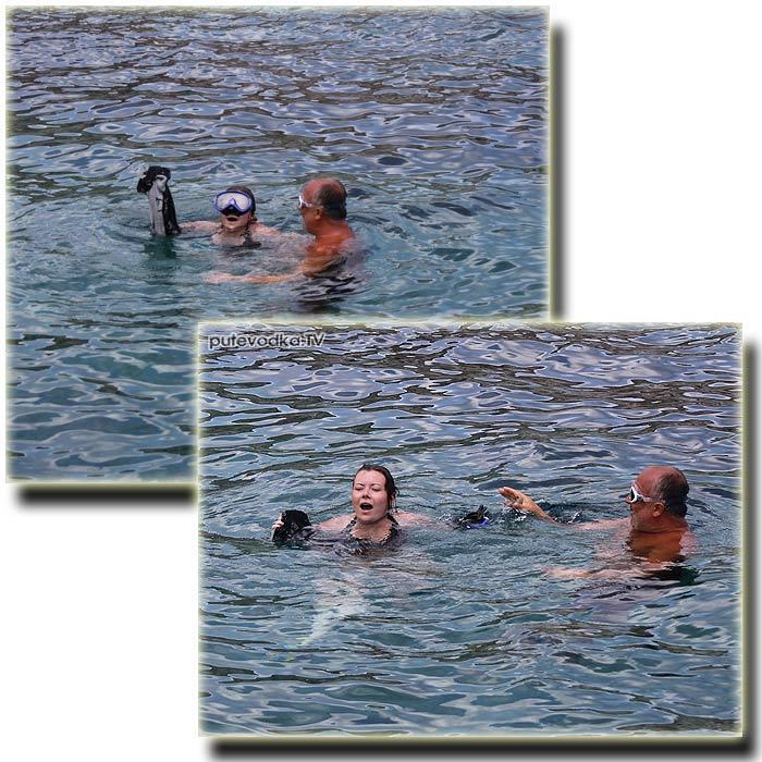 24.07.2012. Первый в жизни опыт ныряния без ласт за утопленным полотенцем на глубину 4 метра. Успешный. Потому что упрямство— хорошая черта!