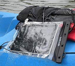 Непромокаемый планшетный компьютер