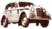 Автомобиль Москвич-401
