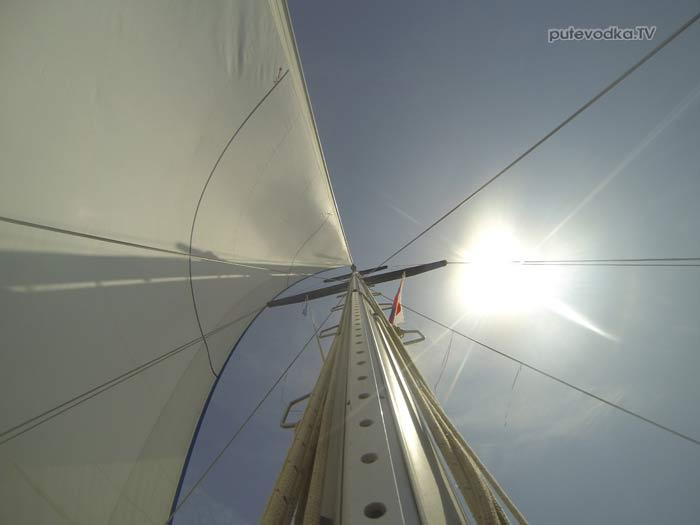 Яхта Пепелац