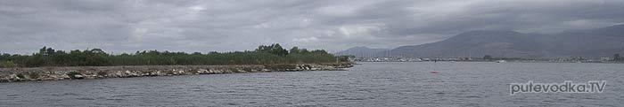 Канал Месолонги