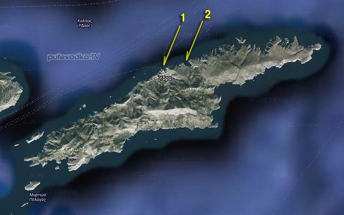 Греция. Остров Идра.