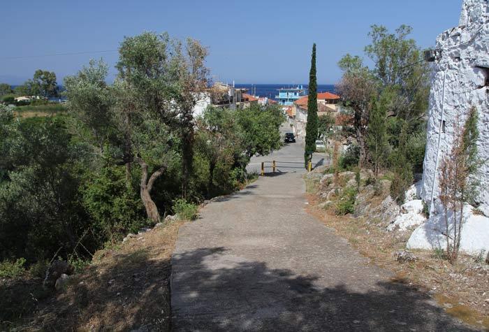 Греция. Восточный Пелопоннес. Плака.