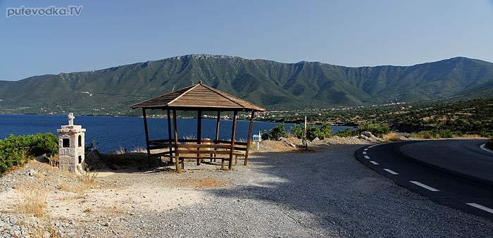 Греция. Восточный Пелопоннес. Окрестности Леонидио.