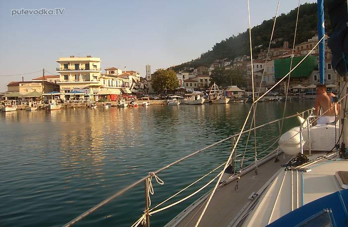 Греция. Вокруг Пелопоннеса. Остров Элафонисос— Плитра— Итион.