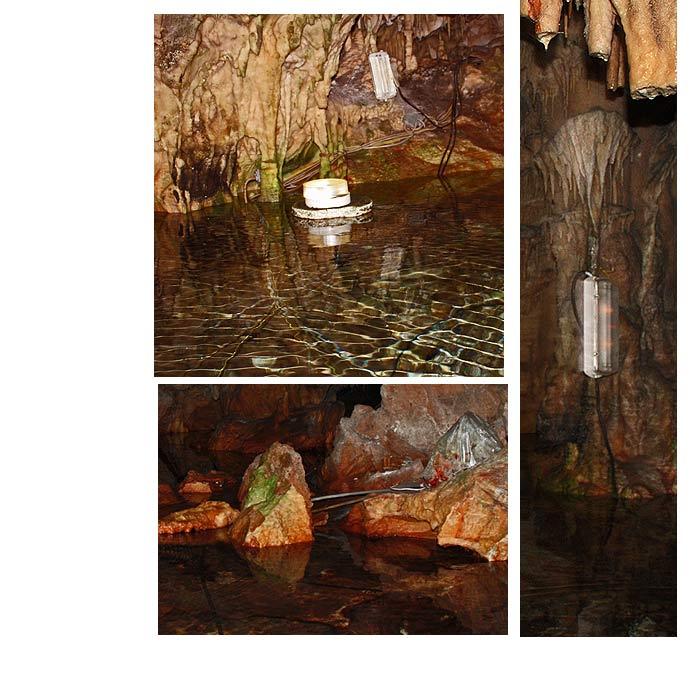 Греция. Пелопоннес. П-ов Мани. Пещера Пирго Дирос (Диру).