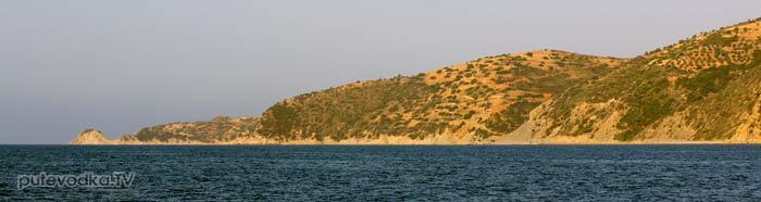 Греция. Пелопоннес. Яхта Пепелац.