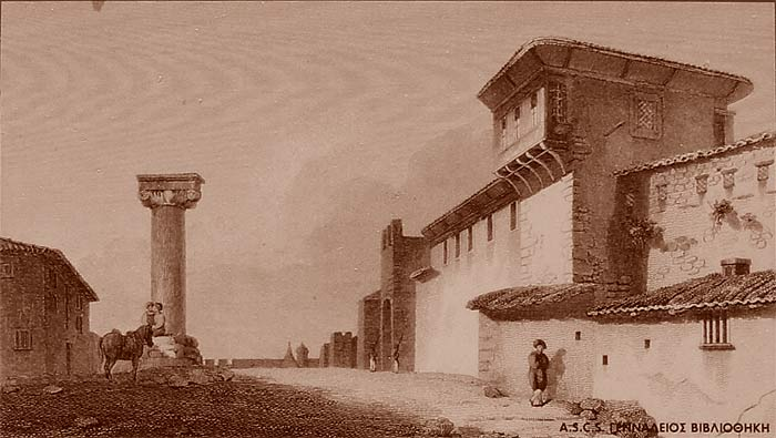 Армейская площадь. 1829 г.