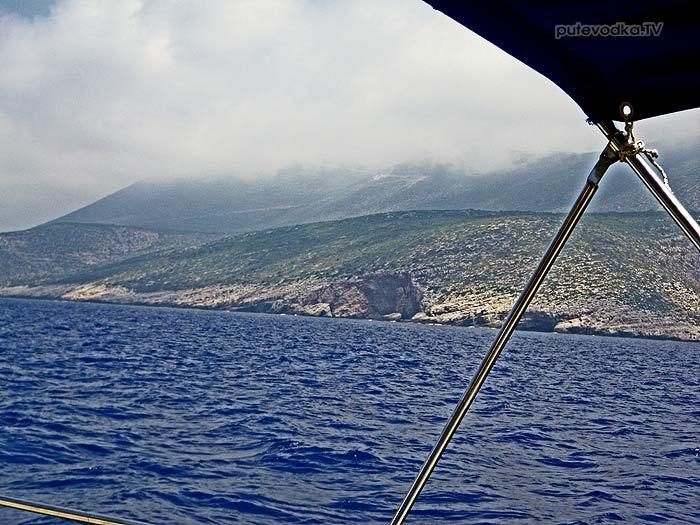 Греция. Пелопоннес. Ионическое море. Погода.