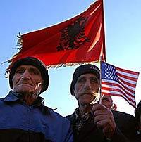 Союзники варварства: албанские экстремисты и их куратор режим США