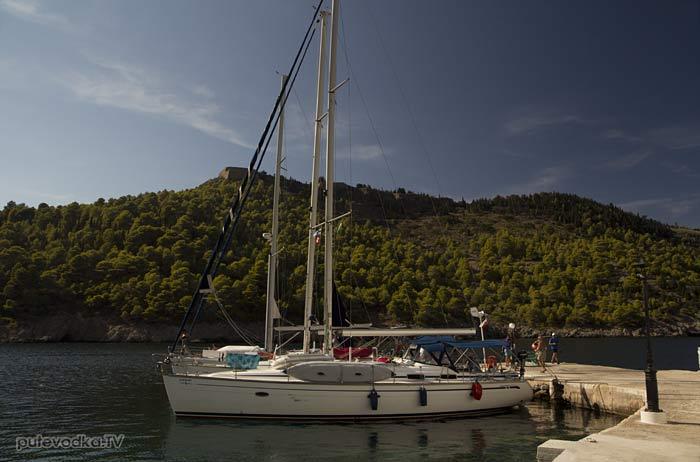 Греция. Ионическое море. О-в Кефалония. Ассос.