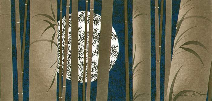 Ощущение осени. Японский график Терухидэ КАТО.