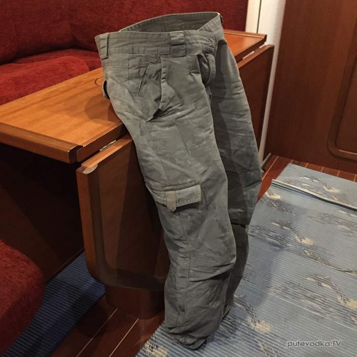 Яхтинг. Соленые штаны.