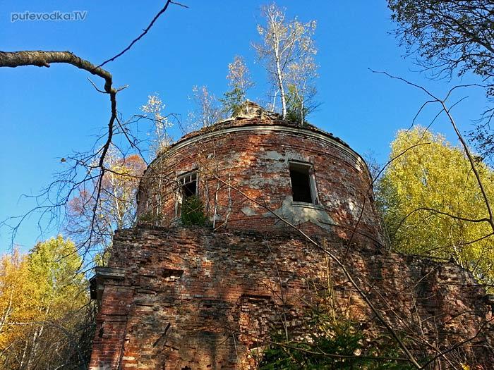Церковь Архангела (Архистратига) Михаила в Архангельском в Куровичах
