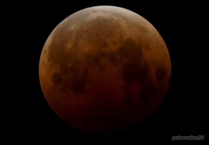 Полное Лунное затмение 28.09.15