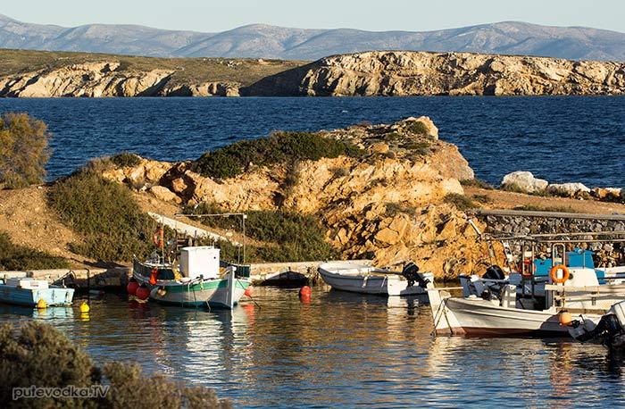 Маленькая рыбацкая гавань