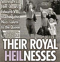 Local british nazis