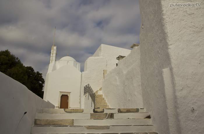 Монастырь Св. Антония