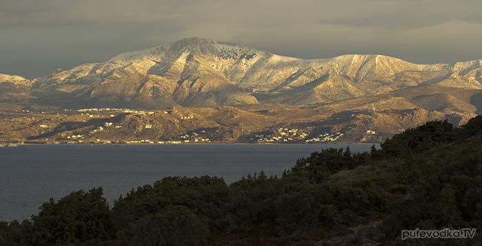 Остров Наксос