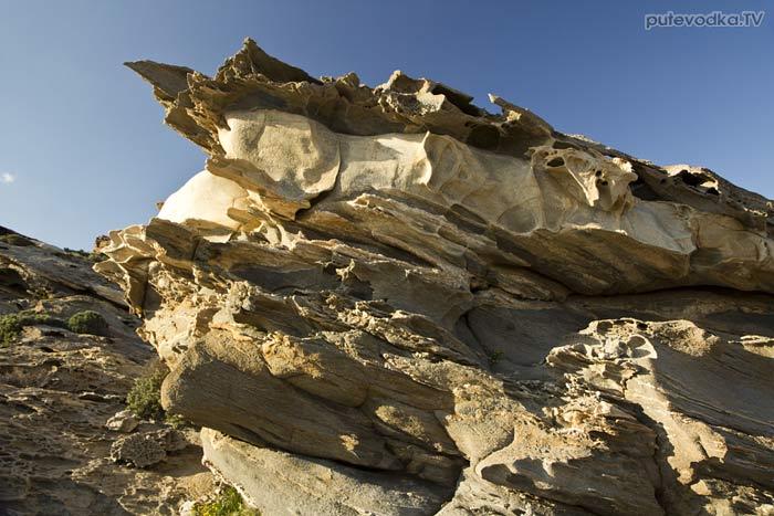 Скалы Парос-парка