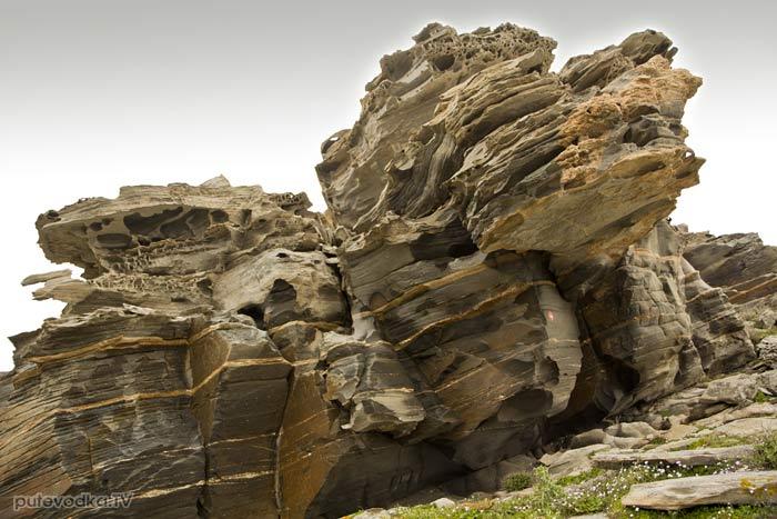 Парос-парк. Скалы.
