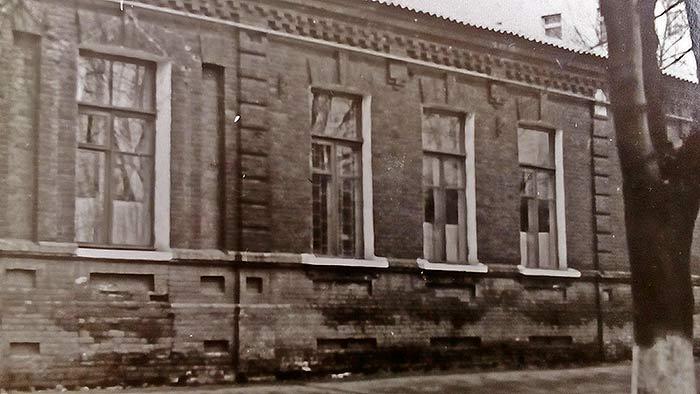 Греческая школа во Владикавказе. 1935-36гг.