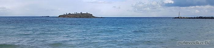 Ковидное море